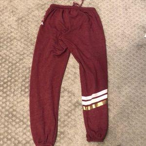 Spiritual Gangster Pants & Jumpsuits - Spiritual gangster low rise sweat pants small